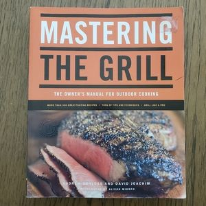 Mastering the Grill Cookbook